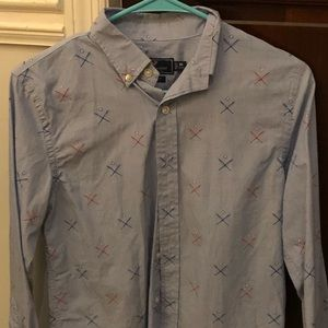 Vineyard vines boys 12-14 baseball